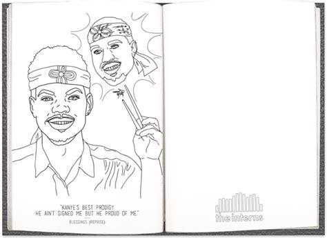 coloring book chance the rapper production coloring book chance tracklist chance the rapper coloring