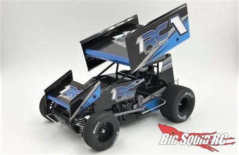 Rc Cars Races by 1 Rc Racing 1 18 Rtr Sprint Car 171 Big Squid Rc Rc Car