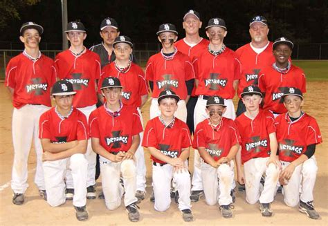 Mba Select Baseball by Baseball Rankings May 13th 12u 5 1 Youth1