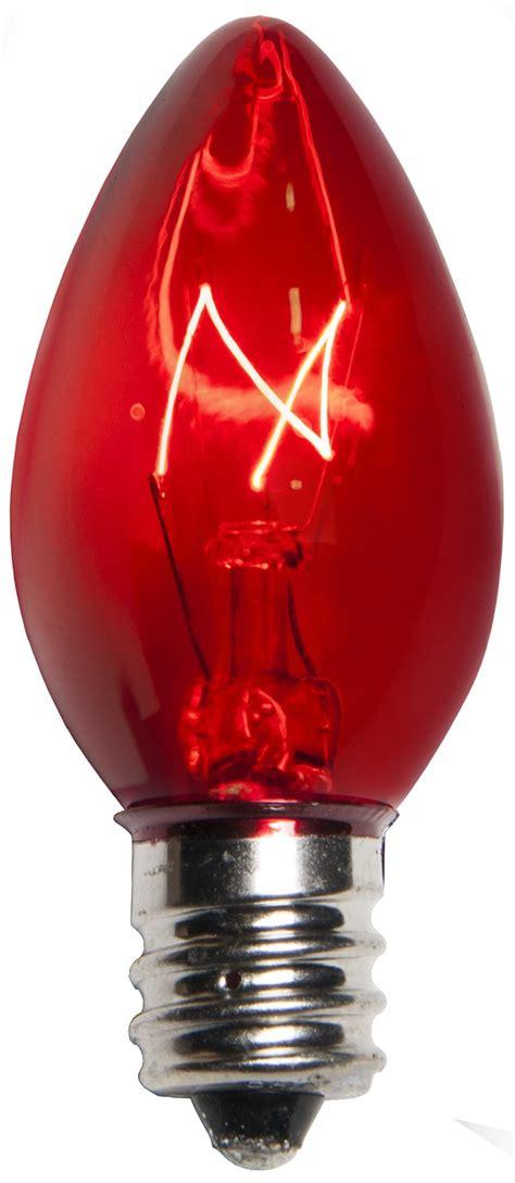 light bulb red yard envy