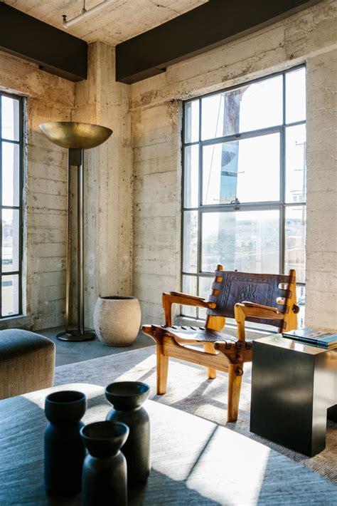 desain elegan loft warna hitam  kayu desain interior indonesia desaininteriorme