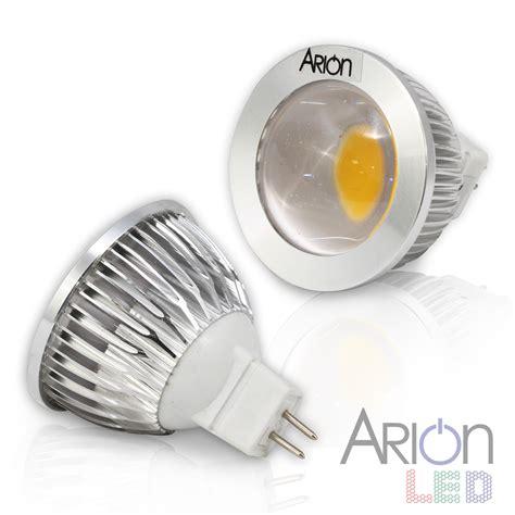 3w Led Light Bulb 3w Cob Led Spot Light Bulb 12v For External Driver Mr Bulb L