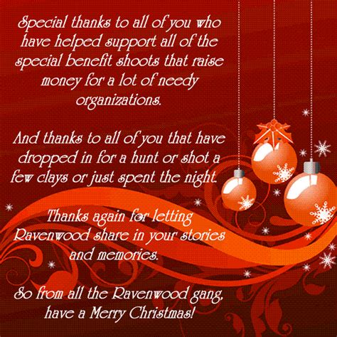 inspirational merry christmas messages
