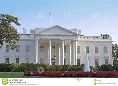 United States White House White House Stock Images Image 33612014