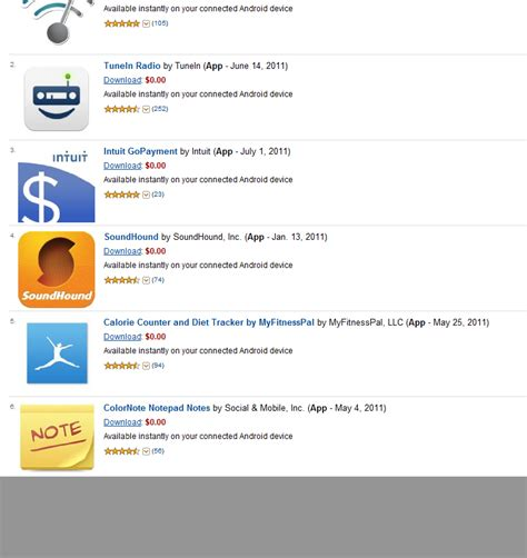 Amazon Daily App Giveaway - more than 5 000 free android apps available in amazon app