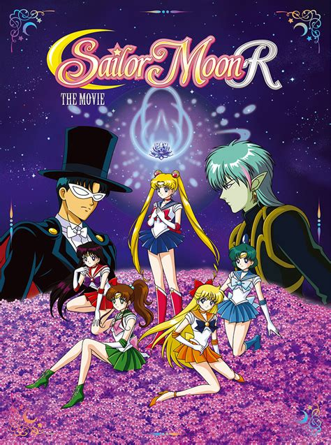 film lawas sailor moon sailor moon r the movie redubbed remastered and