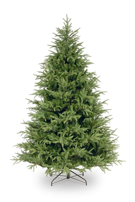 7ft frasier grande fir feel real artificial christmas tree