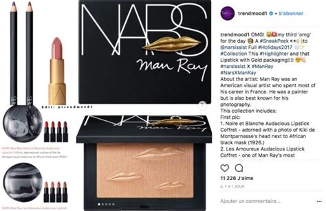 Nars For The Holidays Part 2 by Nars Takes Inspiration From For 2017