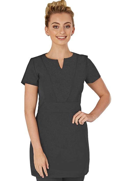 Greybeauty Toscabeauty wish tunic v neck from salonwear