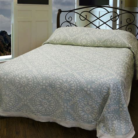 bed spreds affordable custom size bedspreads including hard to find 24 quot drop optional pom