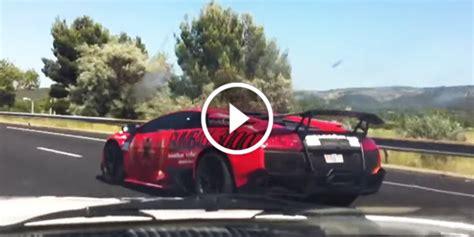 Toyota Supra Vs Lamborghini Murcielago Open Highway Toyota Supra Vs Lamborghini