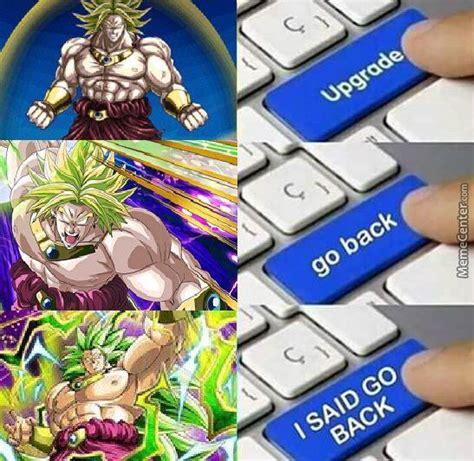 Broly Meme - generic ssj3 broly meme dokkanblog com
