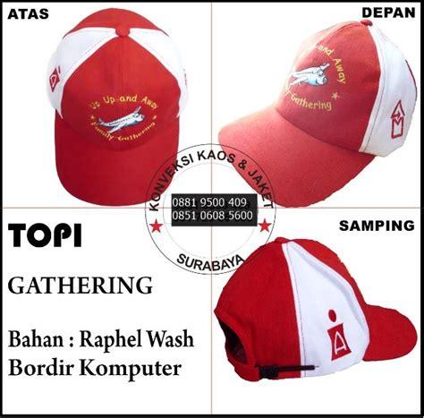 Topi Custom Suka2 Murah Meriah konveksi topi pesan topi order topi grosir topi di