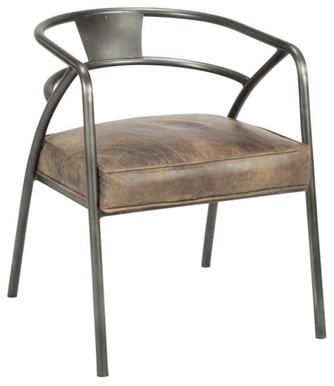 metal accent chair club chair with metal frame industrial armchairs and accent chairs by shopladder