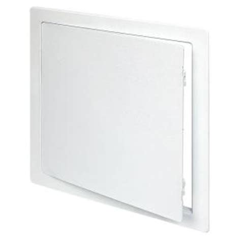 acudor products 8 in x 8 in plastic wall or ceiling