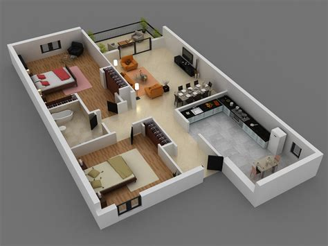 two bedroom duplex floor plans for duplex apartments