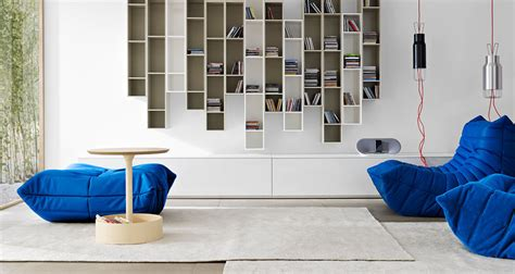 Ligne Roset Book And Look 5162 by Book Look By Ligne Roset Modern Sideboards Tv Units