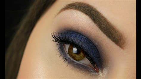 what color makes brown pop how to make brown pop navy smokey eye