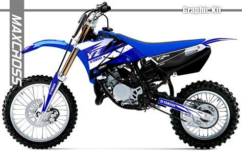 Yamaha Yz 85 Sticker Kit by Yamaha Yz85 2002 2014 Maxcross Graphics Kit Decals