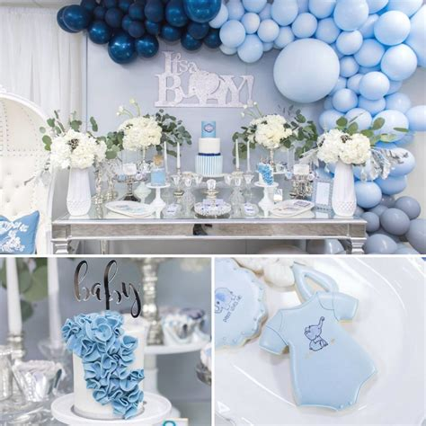 baby bathroom ideas 2018 blue and silver elephant baby shower baby shower ideas themes