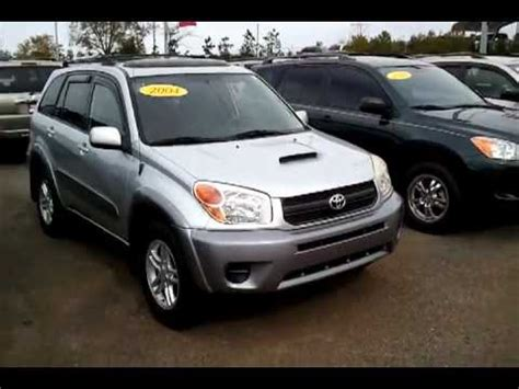 2004 Toyota Problems 2004 Toyota Rav4 Problems Manuals And Repair