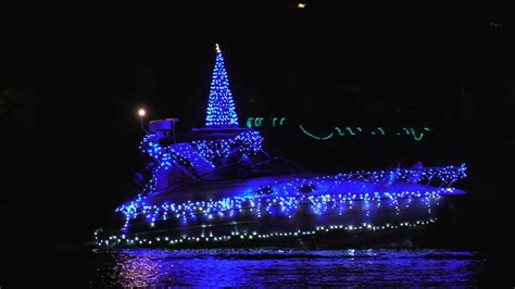 apollo beach boat parade apollo beach christmas boat parade youtube