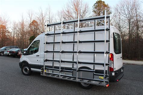 Glass Rack Truck by New 2017 Ford Transit 350 W Myglasstruck Glass Rack