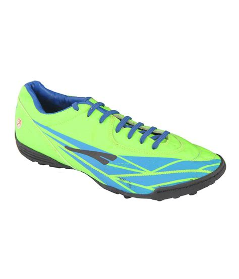 impact football shoes impact indoor desire green blue football sport