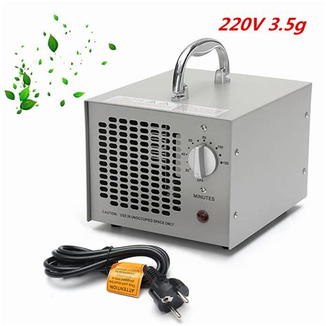 other tools 220v 3500mg commercial industrial ozone generator air purifier mold mildew odor