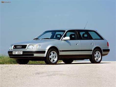 Audi S4 C4 by Audi S4 Avant 4a C4 1991 94 Photos 1280x960
