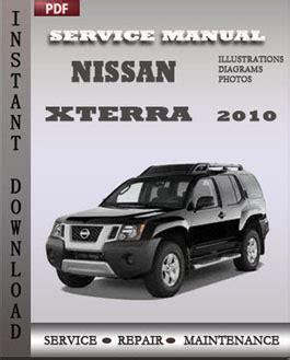 service and repair manuals 2010 nissan xterra transmission control nissan xterra 2010 service repair manual instant download