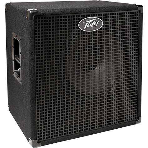 Peavey Speaker Cabinet by Peavey Headliner 115 1x15 Bass Speaker Cabinet Ebay