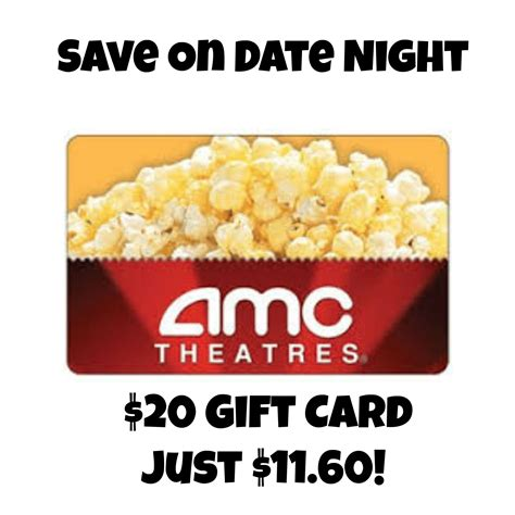 Theater Gift Cards - amc theaters coupon code mega deals and coupons