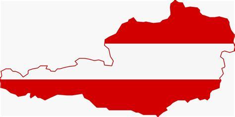 Deutschland Aufkleber In österreich by Aufkleber 214 Sterreich Landkontur Dimension 50 X 95 Mm