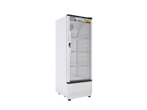 Kulkas Showcase Polytron Scn 181 electronic city polytron 200 liter showcase white scn 181