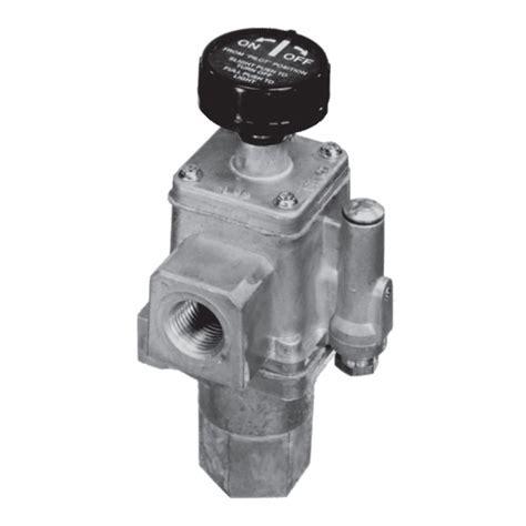 fireplace gas control valve 764 742 bc furnace air