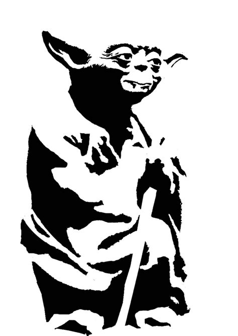 Yoda Stencil Template Stencil Templates Pinterest Search Chang E 3 And Stencil Templates Stencil Template