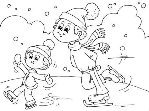imagenes de niños jugando fut bol ni 195 177 os invierno colouring pages