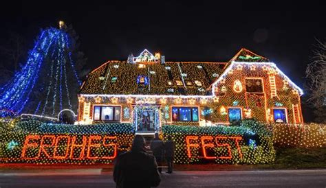 house with the mostxmas light in the world most beautiful lighting in the world home design and interior