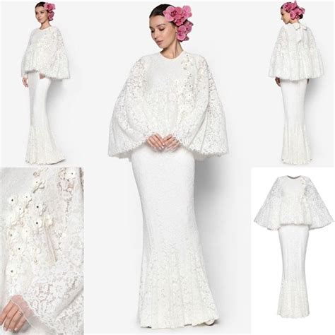 Fashion Baju Nikah Terkini 93 best fesyen trend terkini images on kebaya kebayas and baju kurung moden 2017
