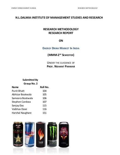 energy drink target market energy drinks market in india bull focus