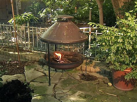 backyard cfire outdoor fire pits and fire pit safety hgtv