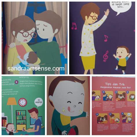 Buku Anti Panik Mengasuh Bayi 0 3 Tahun Best Seller sandraartsense resensi buku anti panik mengasuh bayi 0 3 tahun