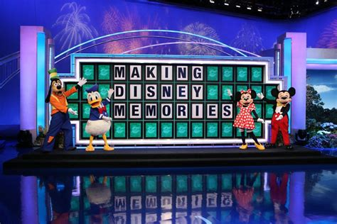 Wheeloffortune Com Disney Sweepstakes - wheel of fortune filming at disneyland january 8 2015
