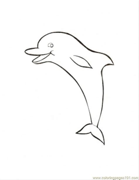 Coloring Pages Funny Dolphin Coloring Page Animals Printable Dolphin Coloring Pages