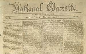 revolutionary war newspaper template press attacks 183 george washington s mount vernon