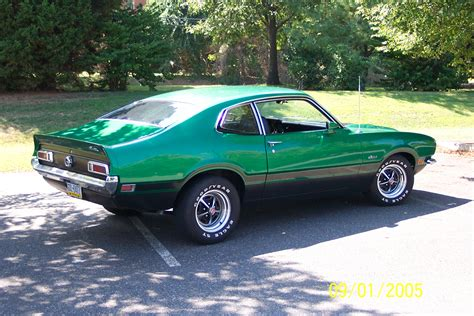 green ford maverick green maverick comet forums