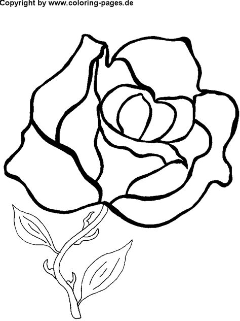 coloring book flowers free free flower coloring pages flower coloring page
