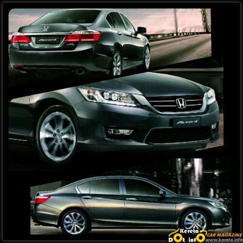 honda accord 2 0 price malaysia new honda accord 2 0 vti l and 2 4 vti l price and