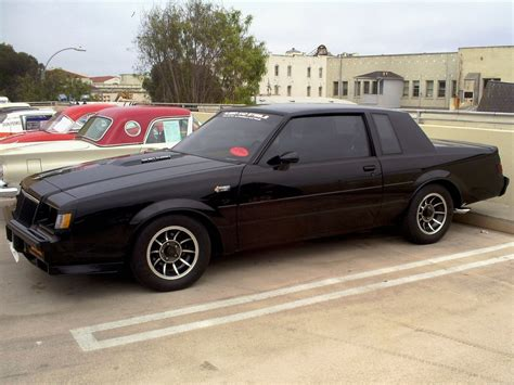1987 buick regal grand national 1982 to 1987 buick regal grand national gn gnx by